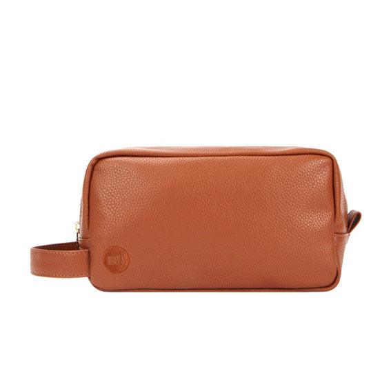 Mi-Pac Travel Washbag - Tumbled Terracotta