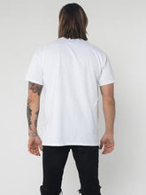 RSC Logo Stripe T-Shirt - White