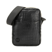 Mi-Pac Flight Bag - Matt Croc Black