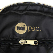 Mi-Pac Flight Bag - Tumbled Black
