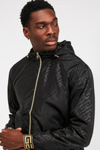 GG Tousa Windbreaker Jacket - Black