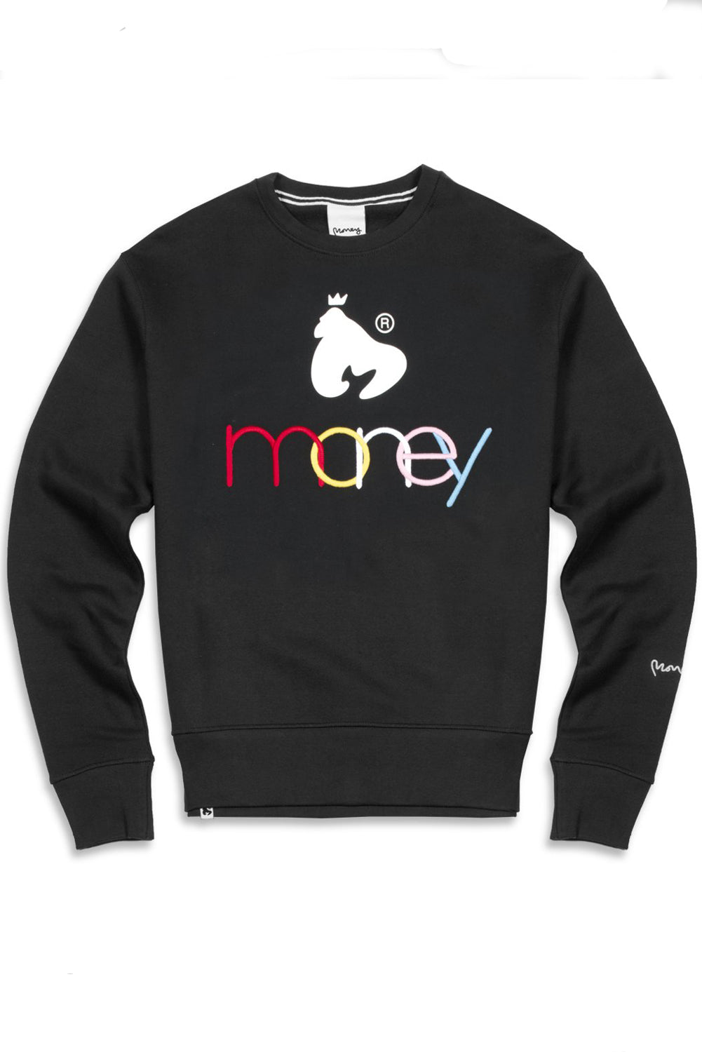 Money United Colours of Money Sweater - Black