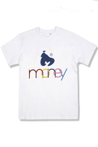 Money United Colours of Money T-Shirt - White