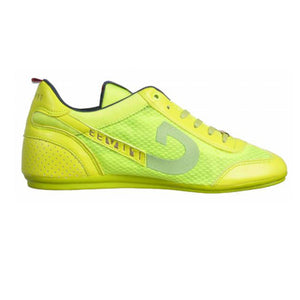 Cruyff Vanenburg X-Lite Trainers - Fluro Yellow