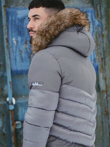 4Bidden Aspen Jacket - Grey