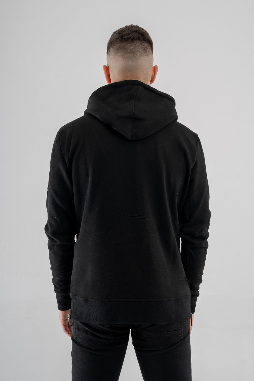 Glorious Gangsta Vetica Hoody - Black