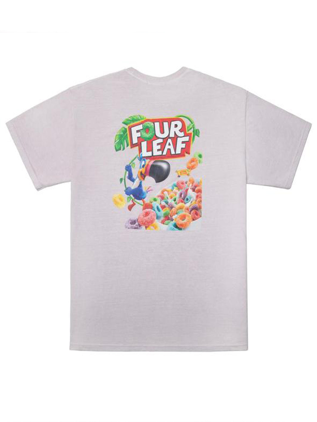 Four Leaf Loops T-Shirt - Off White