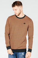 Presidents Club Rude Sweatshirt - Brown