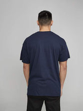 RSC Tri-Colour T-Shirt - Navy