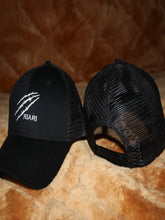 Riari Apparel Mesh Trucker Cap - Black