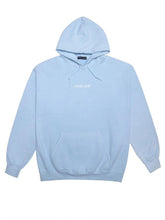 Four Leaf Check Out Hoody - Sky Blue