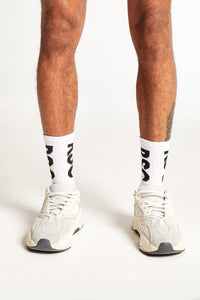 Redstar RSC Socks - White
