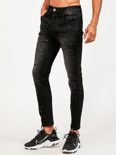 KWD Space Carrot Fit Jeans - Black