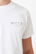 Nicce Split T-Shirt - White