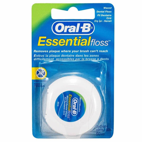 Essential Floss Diş İpi 50 m