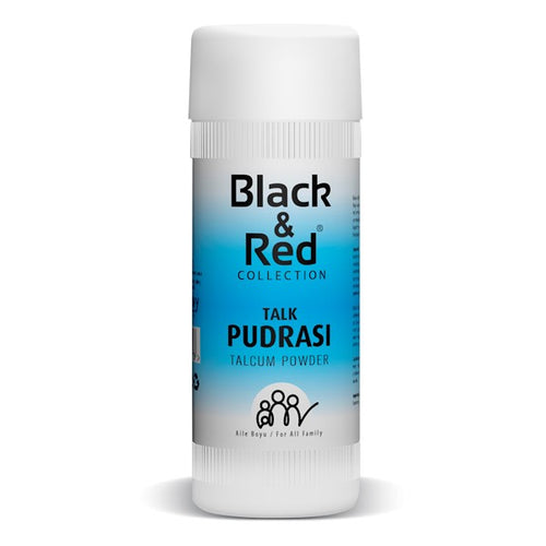 Black & Red Talk Pudrası 100gr