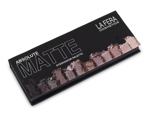 La Fera Absolute Matte Eyeshadow Palette