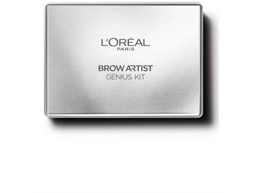 Loreal Paris Brow Artist Genius Kit Kaş Farı 02 Medium to Dark