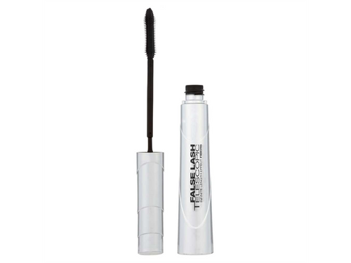Loreal Paris False Lash Telescopic Fiber Maskara - Siyah