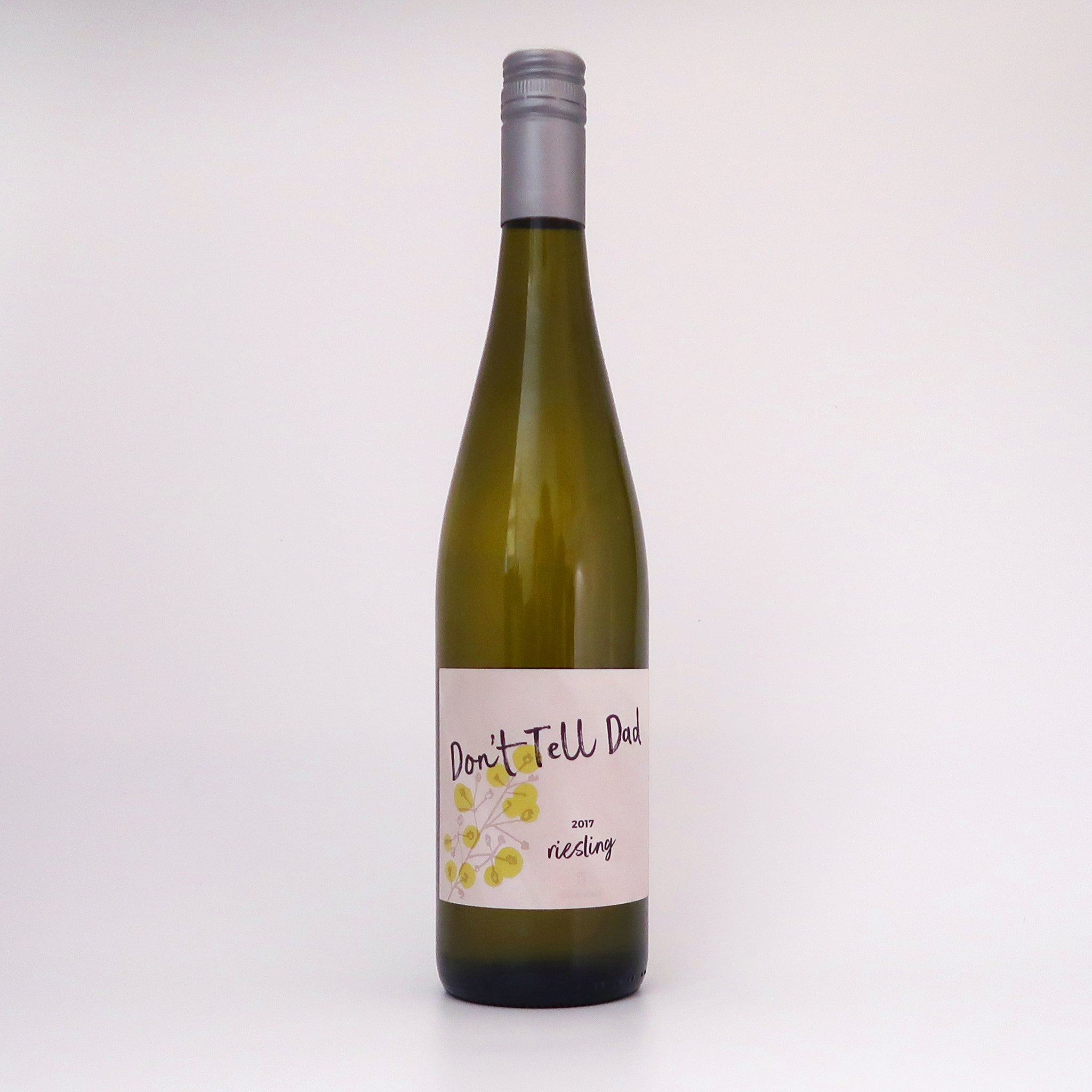 Don't Tell Dad - Riesling 2017 (6 bottles) - MrHughWine