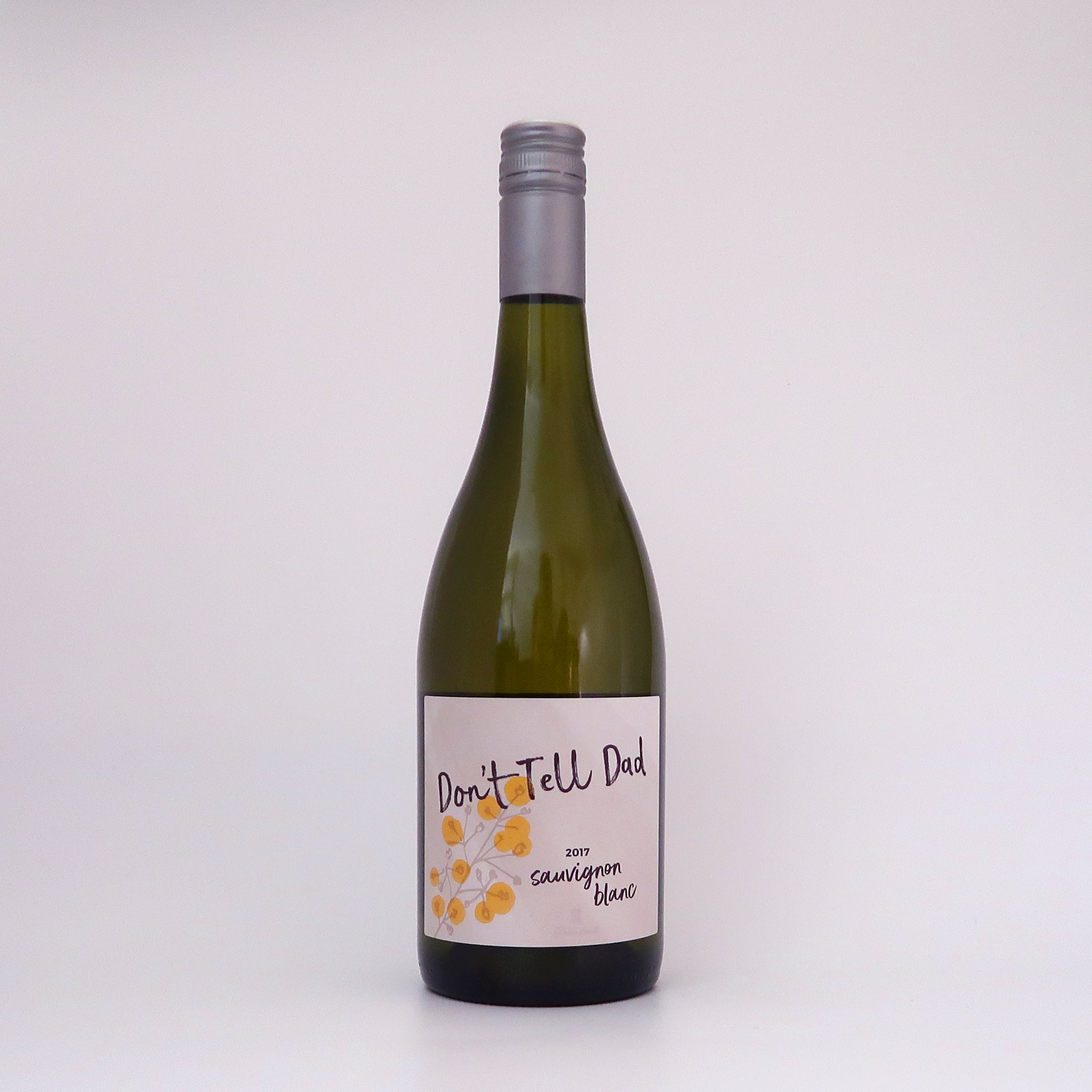 Don't Tell Dad - Sauvignon Blanc 2017 (6 bottles) - MrHughWine