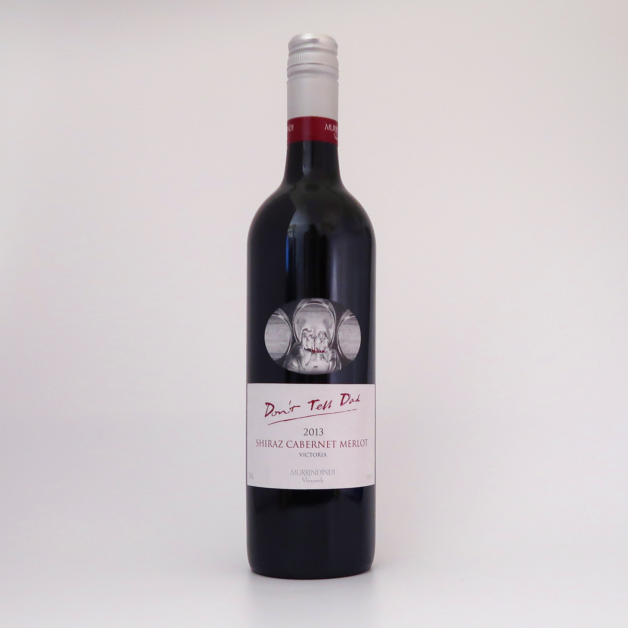 Don't Tell Dad - Shiraz Merlot Cabernet 2013 (6 bottles) - MrHughWine