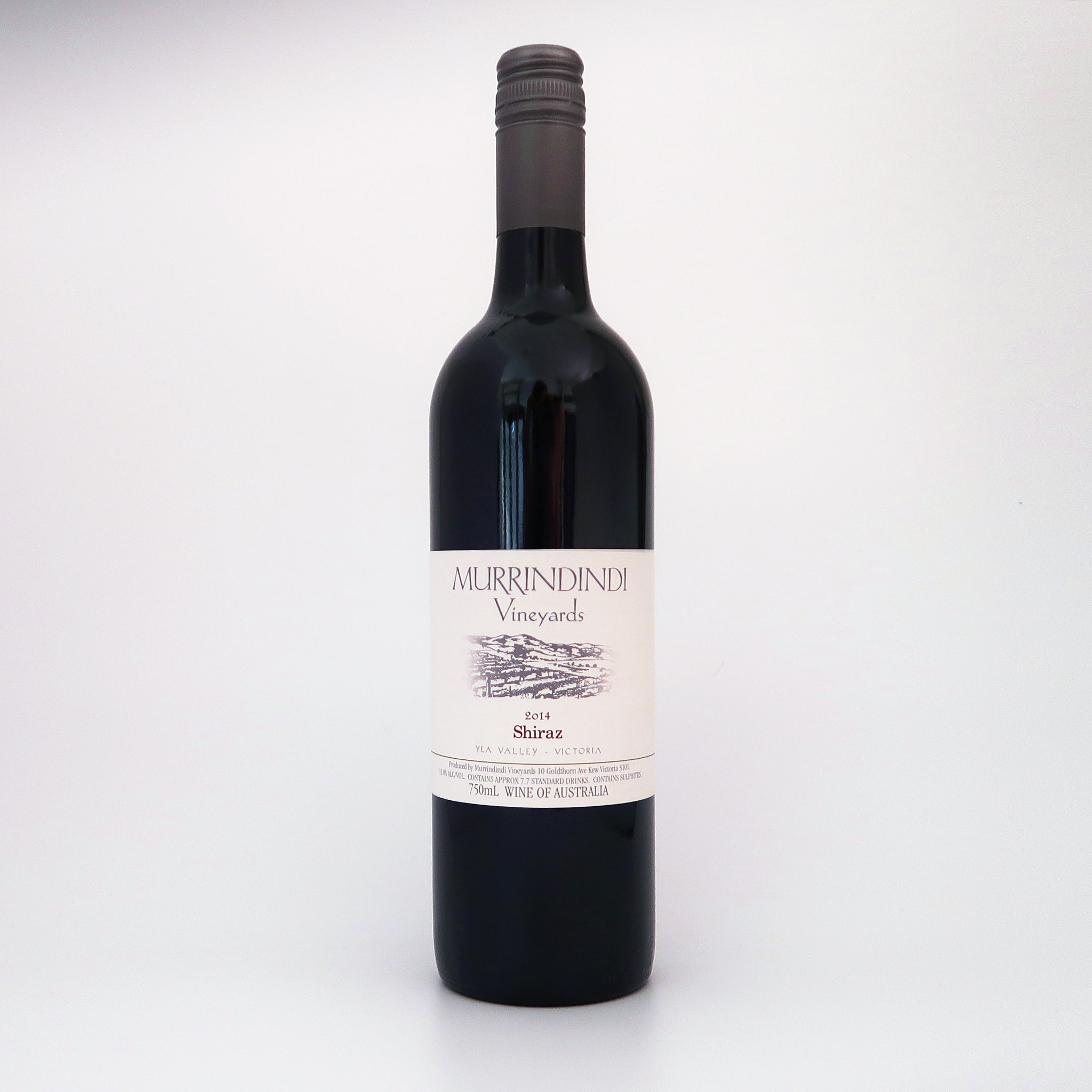 Family Reserve - Murrindindi Shiraz 2014 (6 bottles)