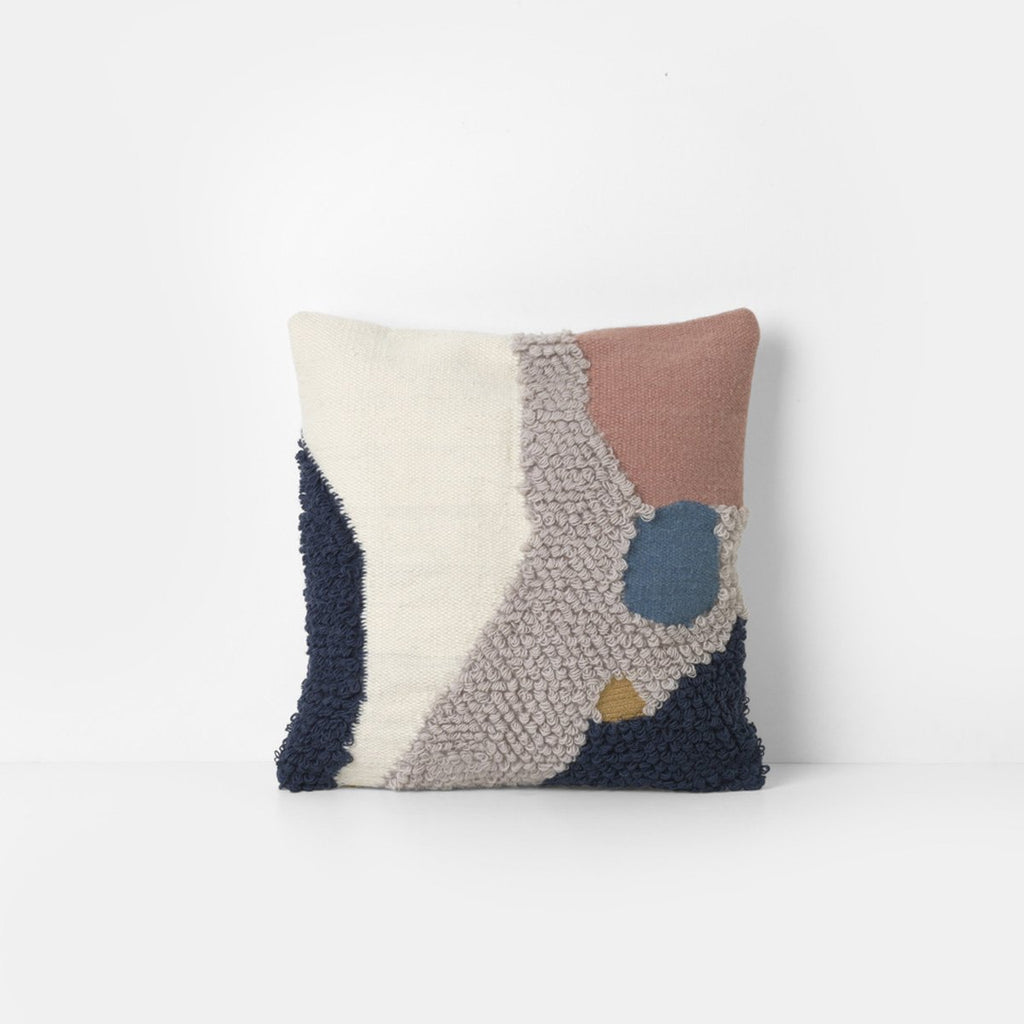 Loop Cushion - Solsken