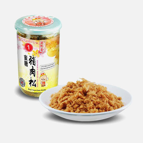 Honey Meat Floss<br />蜜糖猪肉松(罐装)