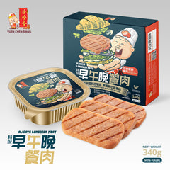 Always Luncheon Meat<br />早午晚餐肉