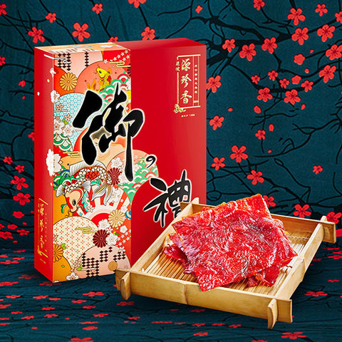 Spicy Meat Jerky<br />辣椒肉干