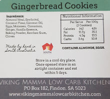 Super Gingerbread Cookies