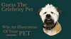 Competition: Guess the Celebrity Pet - Week 3, 2021
