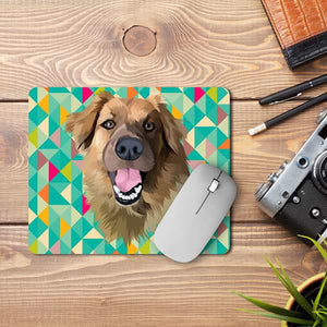 ▶ Custom Pet Mouse Pad