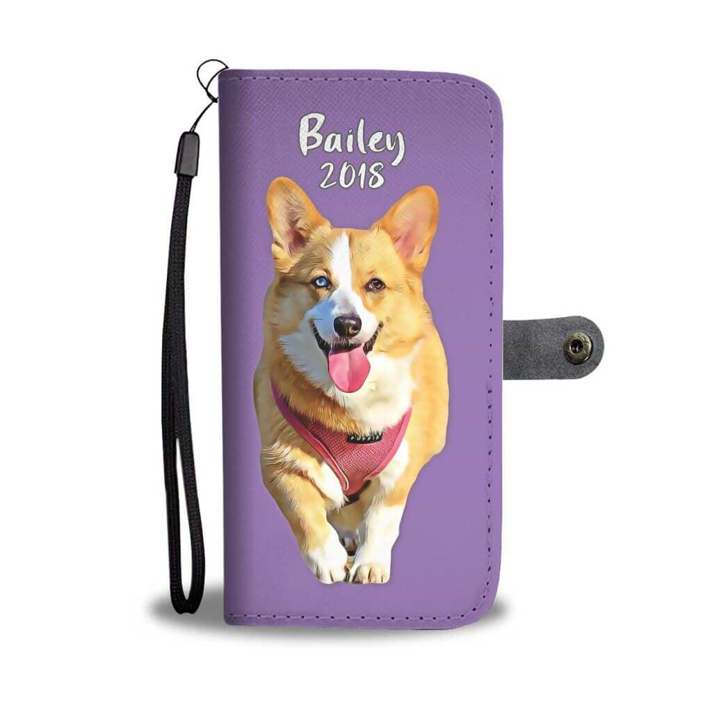 Custom Pet Cellphone Wallet (Special Offer)
