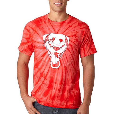 Image of ▶ Unisex Pet Tie Dye T-shirt (White Art)