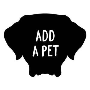 ▶ Add A Pet To Your Order