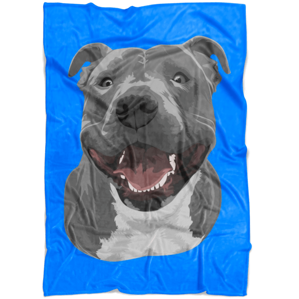 Custom Pet Fleece Blanket (Special Offer)