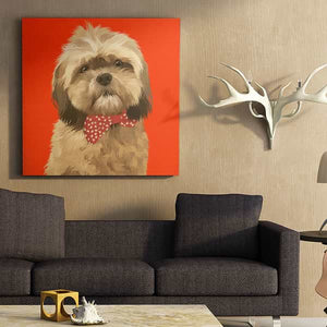 ▶ Custom Pet Canvas