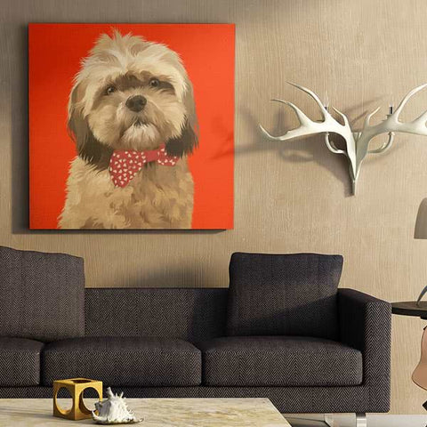 Image of ▶ Custom Pet Canvas
