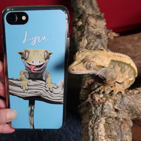 Image of ▶ Custom Pet Phone Case