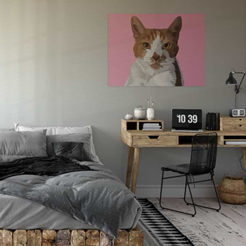 Image of ▶ Custom Pet Poster