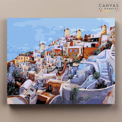 Canvas by Numbers Guido Borelli