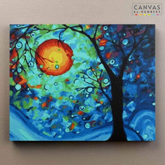 Canvas by Numbers Vincent Van Gogh