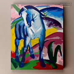 Canvas by Numbers Franz Marc