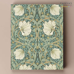 canvas by Numbers William Morris