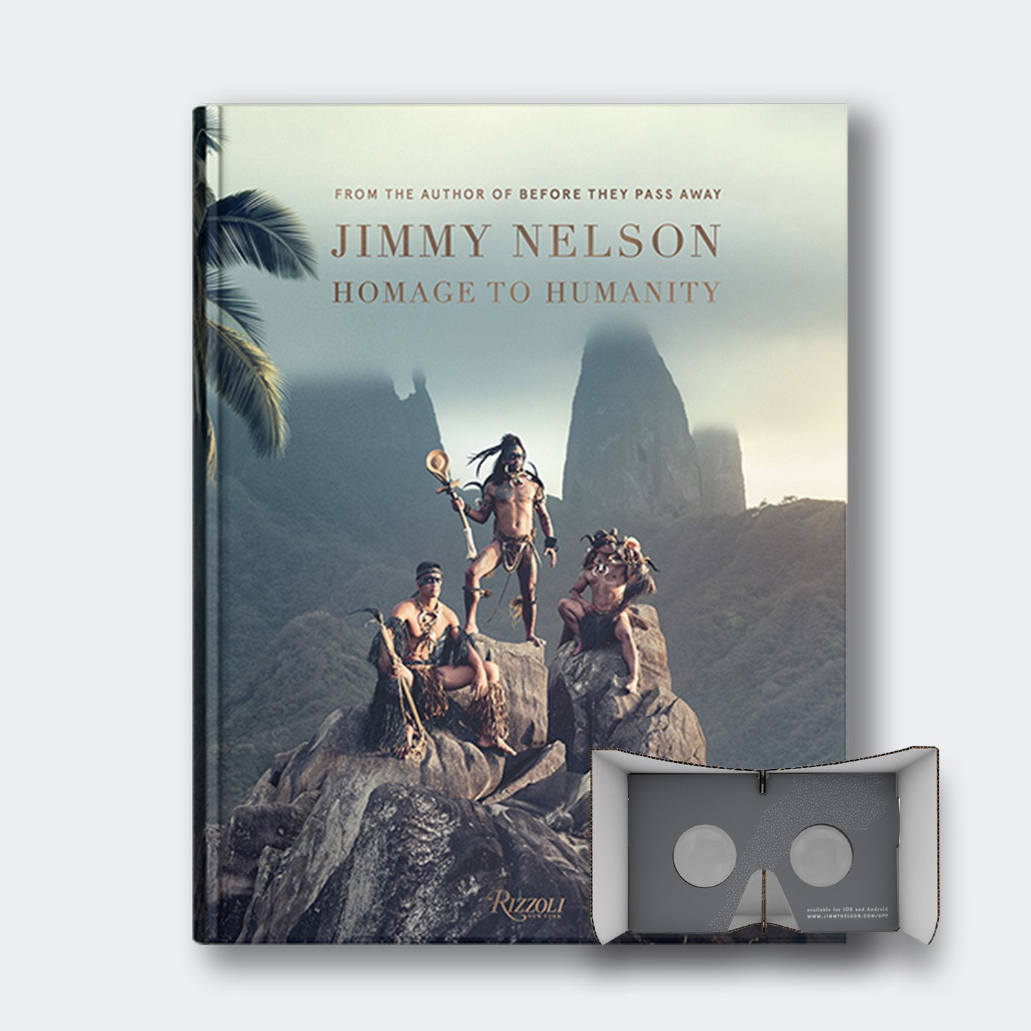 COFFEE-TABLE BOOK - HOMAGE TO HUMANITY - Jimmy Nelson Shop