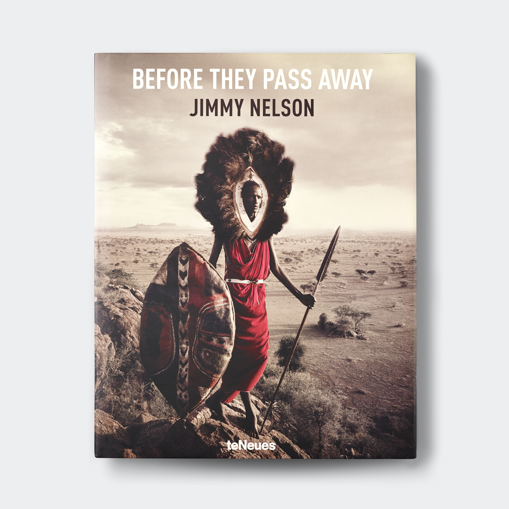 Coffee Table Book Before They Pass Away Jimmy Nelson Shop