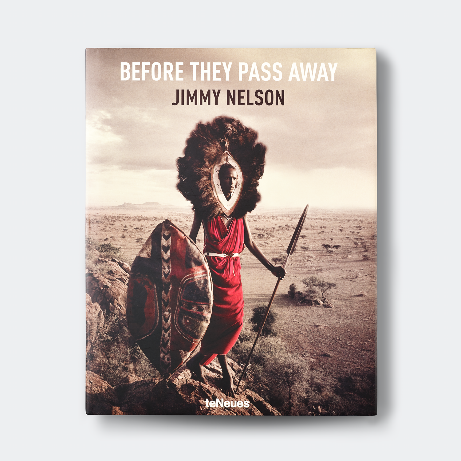 COFFEE-TABLE BOOK - BEFORE THEY PASS AWAY - Jimmy Nelson Shop