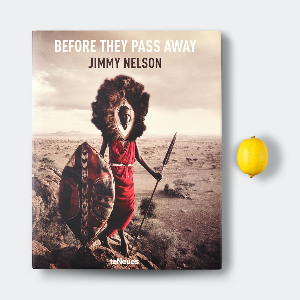 COFFEE-TABLE BOOK - BEFORE THEY PASS AWAY